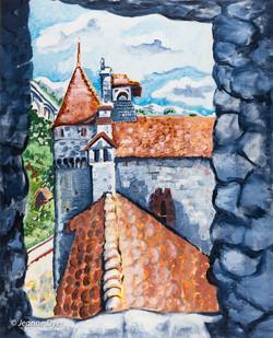 Chateau de Chillion-0190