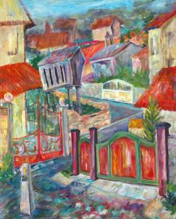 Village Sights Along the Camino