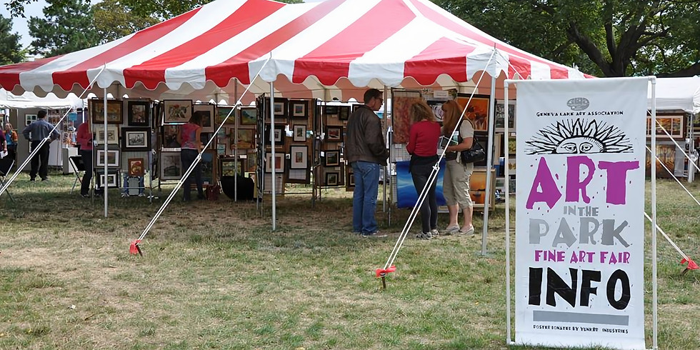 41st Annual Art in the Park