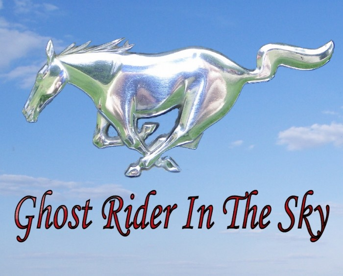 Ghost Rider In The Sky