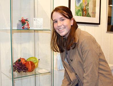 Nettie Dellheim, GLAF Young Emerging Art