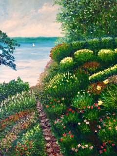 Lake Geneva Garden