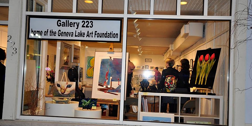 Gallery 223 Mid-Summer Exhibit 2020