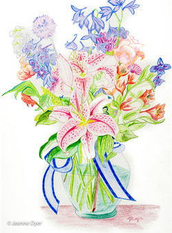 Flower Bouquet-303