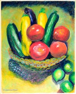 Vegetables in a Basket-2-2