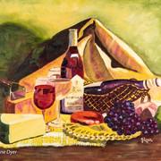 Jeanne Dyer Artwork