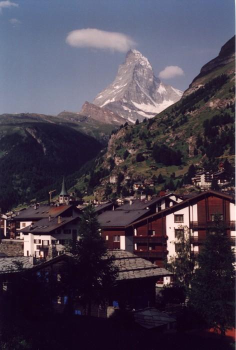 The Matterhorn Zermatt, Switzerland