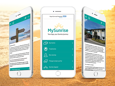 MySunrise App goes Live at RCHT.
