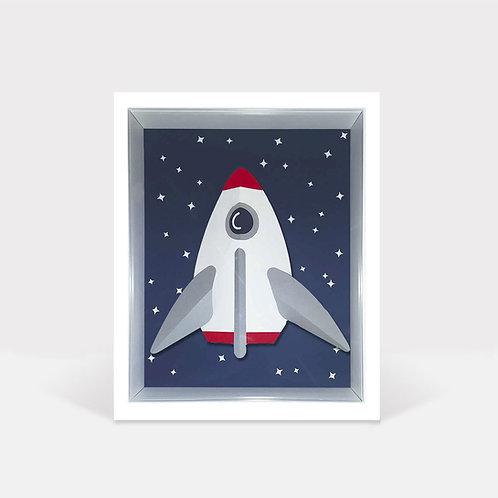 Espacio - Cohete