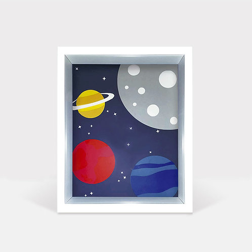 Espacio - Planetas
