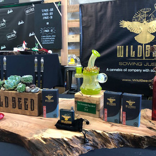 Wildseed Booth