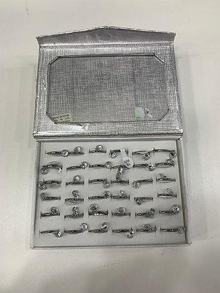 Anillos de acero 12x75