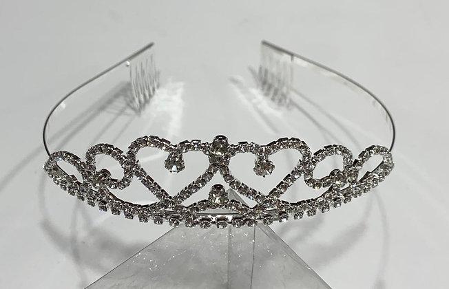 Coronas de metal c/u