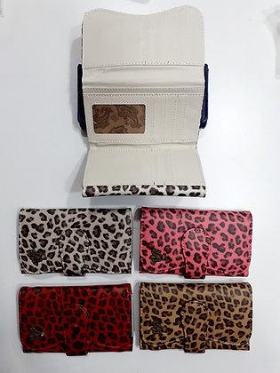 Billeteras de mujer(animal pring/tarjetero)