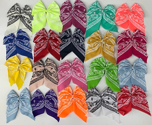 Moños 12x$850pack colores surtidos