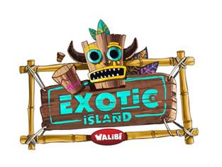 Walibi Rhône-Alpes 2022 - 2025 : Exotic Island