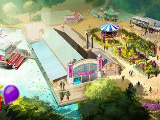 Walibi Rhône-Alpes 2020 : Festival City