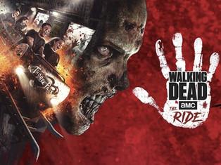 Thorpe Park 2018 : Walking Dead - The Ride
