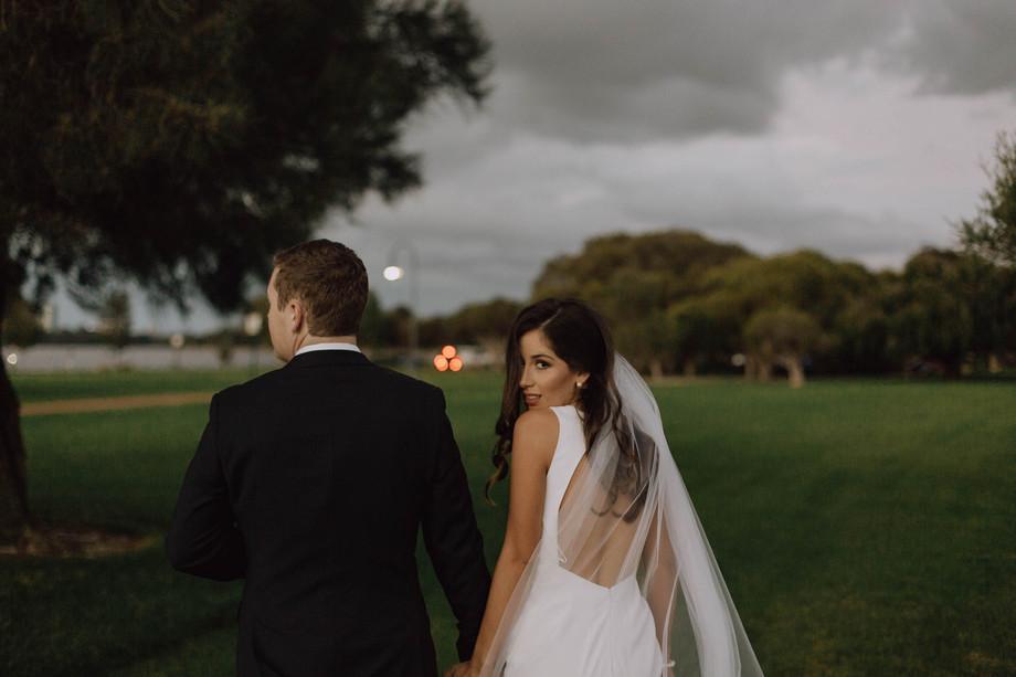 South Perth Wedding Photographer