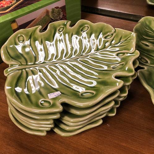 Lettuce Leaf Plates