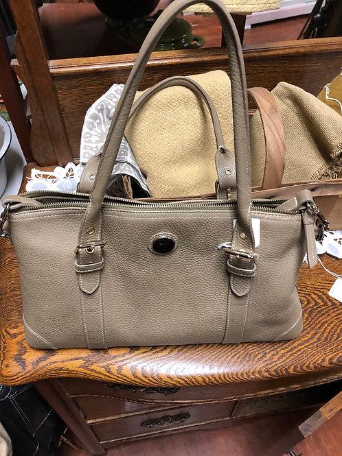 Dooney & Bourke Taupe Handbag