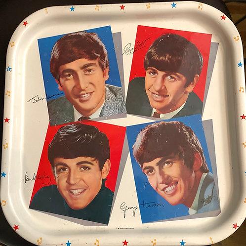 Beatles Tray