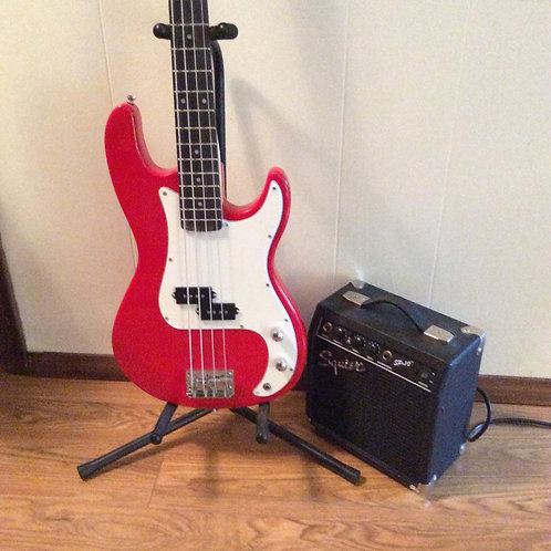 New Precision Style Bass Guitar