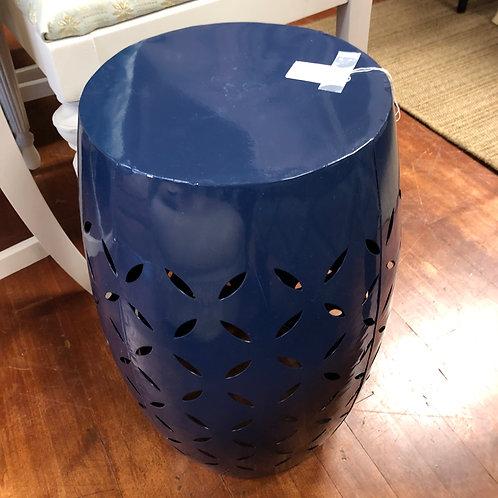 Pretty Blue Metal Table