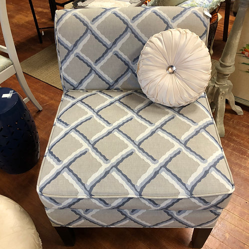 Gorgeous Slipper Chair