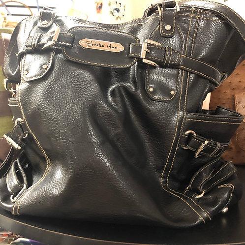 Black Stella & Max handbag