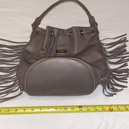 BCBG Fringed Bag
