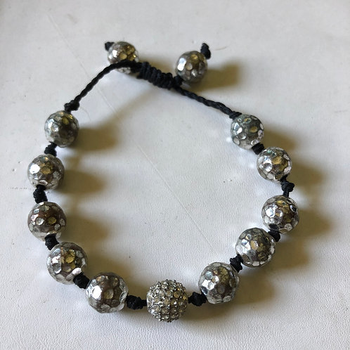 Black & Silver Bracelet