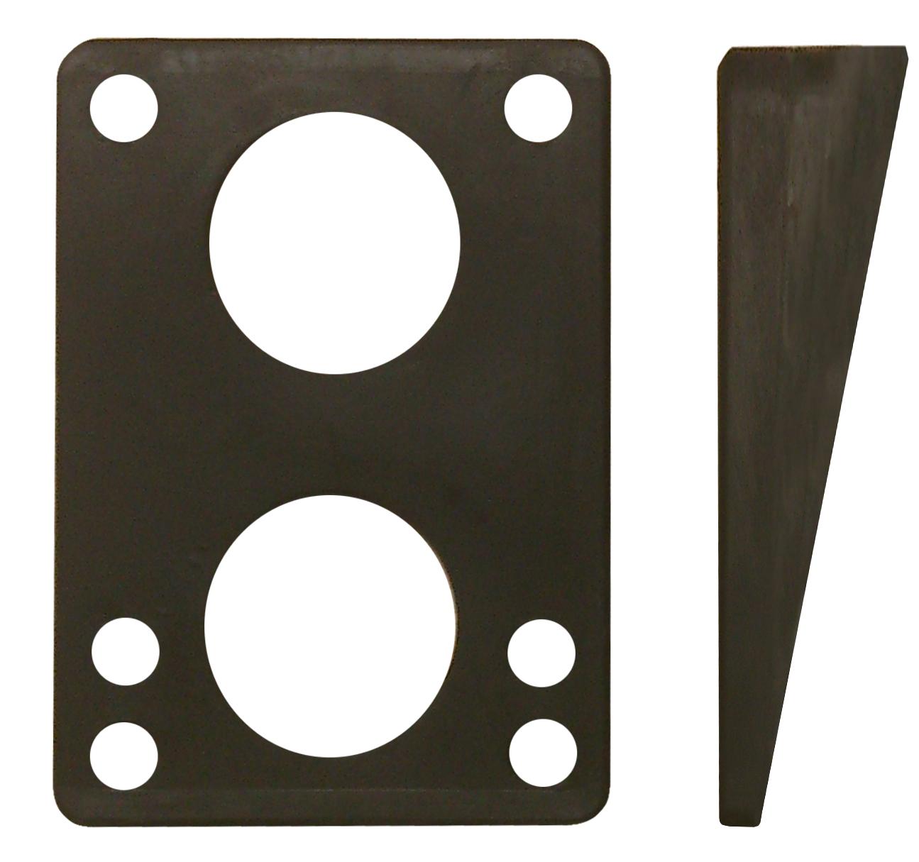 Viking 12° soft rubber pad