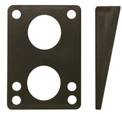 Viking 12° soft rubber pad