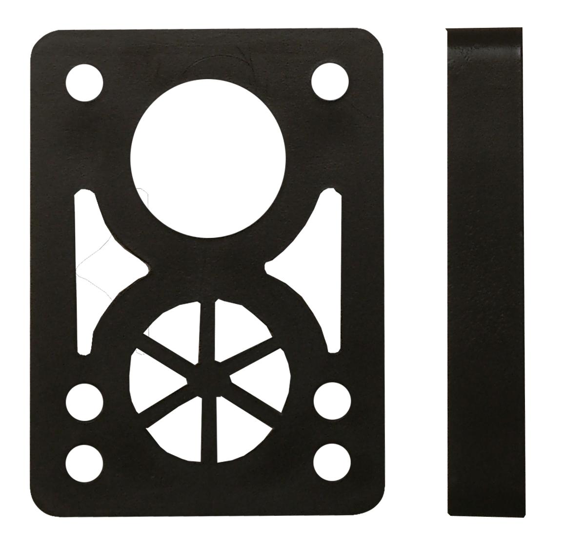 Viking 12mm hard rubber pad