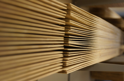 Wood Cores in Stock
