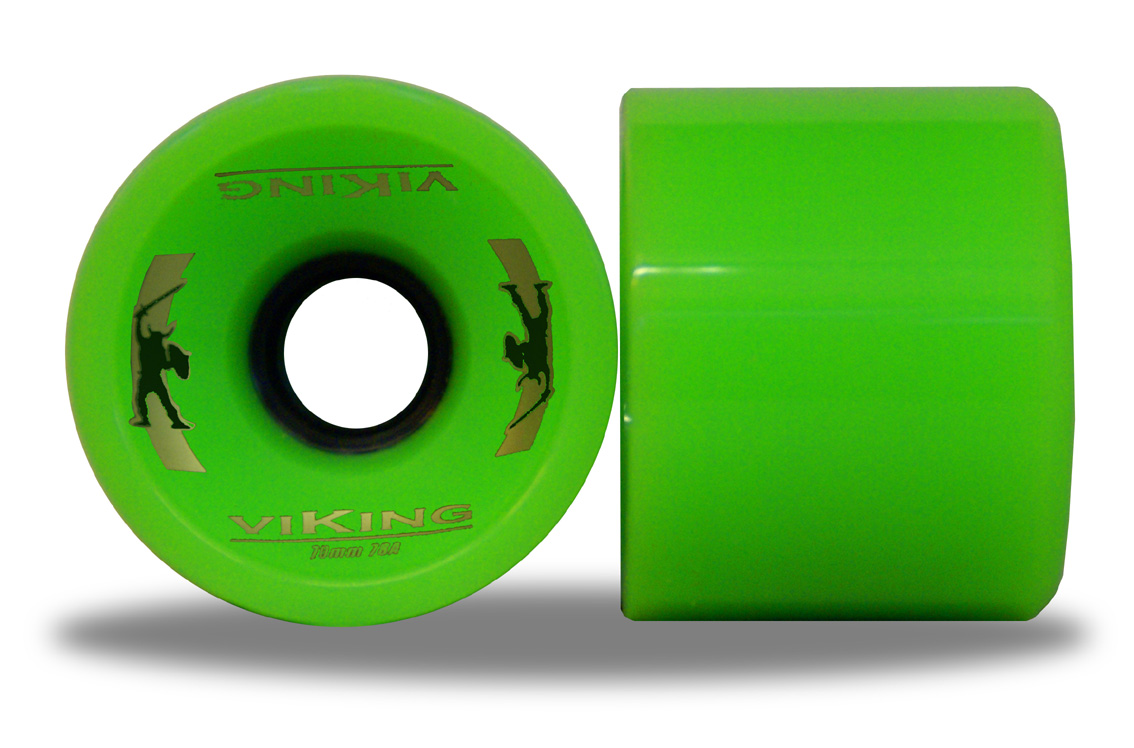 Viking VeeDub 69 78A acid green