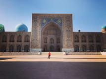 Friends Reunited - Uzbekistan