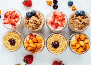 'Overnight oats' 4 recetas