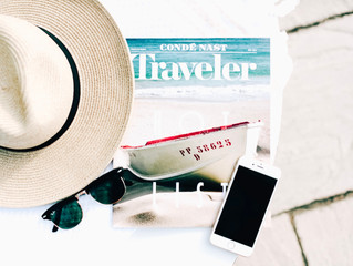 5 formas de mantenerte saludable en las vacaciones
