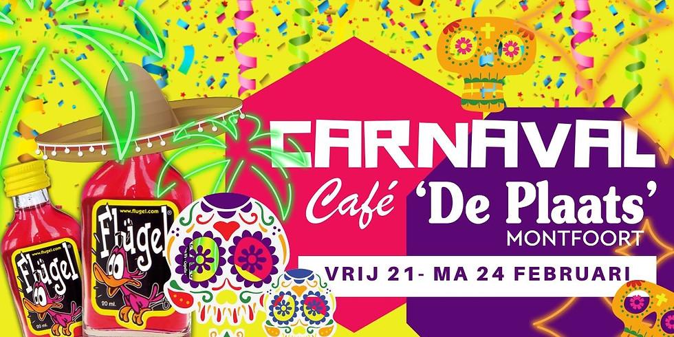 Carnaval Café De Plaats Montfoort