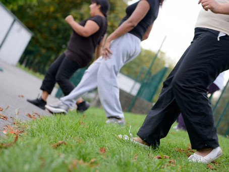 Mettre à l'activité physique un plus grand nombre