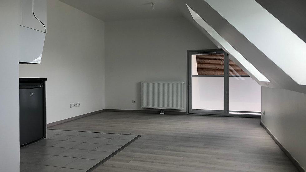 Studio + parking souterrain neuf    (14600)   HONFLEUR