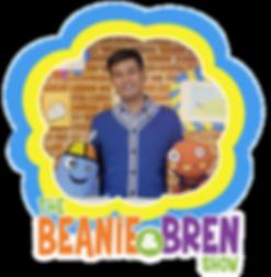 beanie & bren show logo