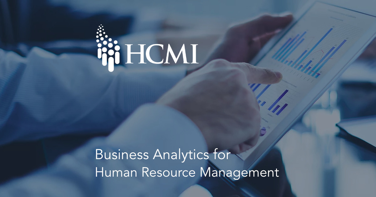 SOLVE | HCMI | Business Analytics for Human Resource Management