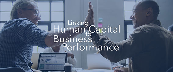 Linking Human Capital to Business Performance White Paper