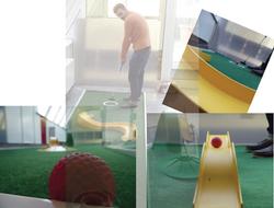 Minigolf - Spiel-Punkt Kriftel