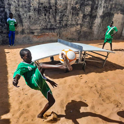 Teqball Senegal