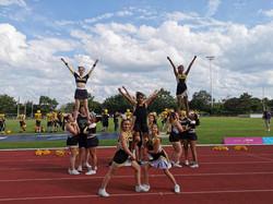 Cheerleading - Frankfurt Pirates