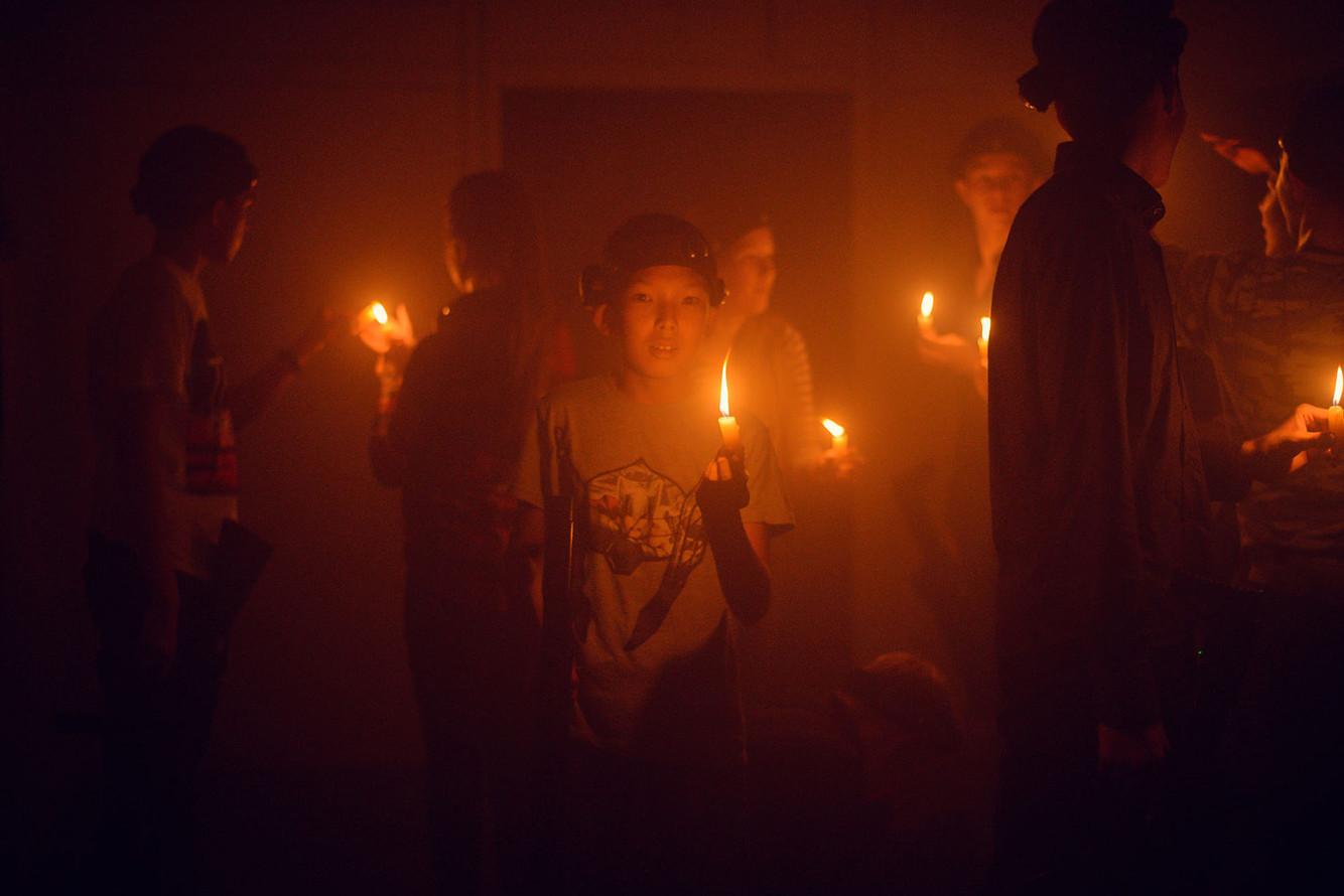"Лазертаг квест ""Silent Hill"" (15+)"